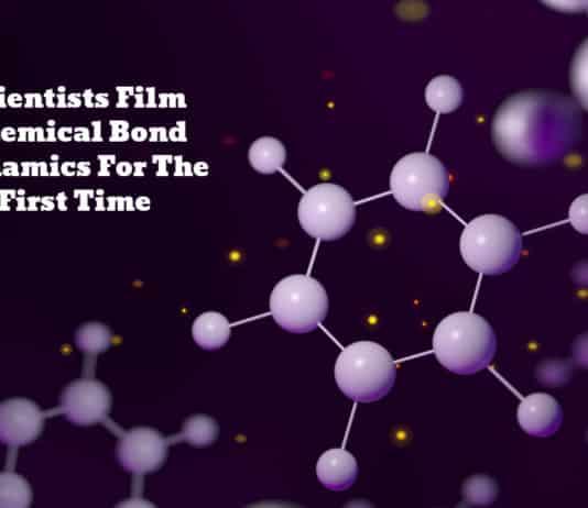 filming chemical bond dynamics