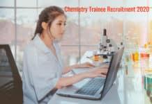Govt Heavy Water Board Chemistry Trainee Recruitment 2020