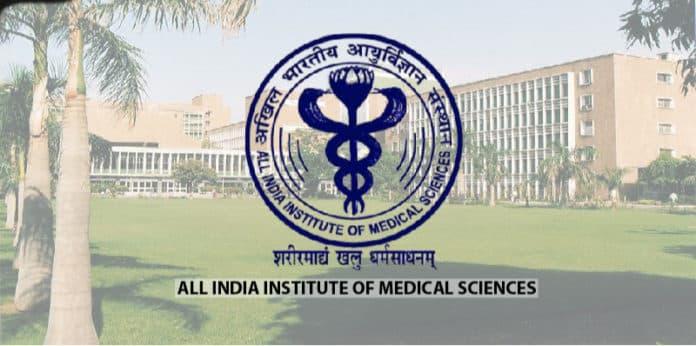 AIIMS Chemistry Scientist Recruitment 2020 – Apply Online
