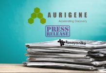 Aurigene First Patient Dosed with AUR101