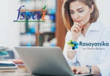 FSSAI Chemical Science Internship 2020 - Application Details