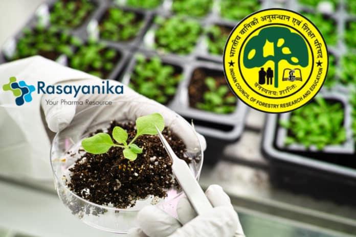 Govt ICFRE-Institute of Forest Biodiversity Chemistry JRF Recruitment
