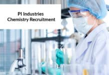 PI Industries Chemistry Recruitment 2020 – Research Scientist