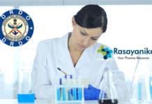 DRDO-DROMI Chemistry Recruitment 2020 - Application details