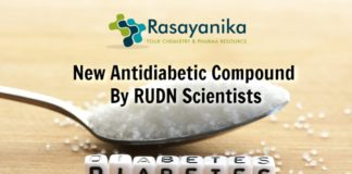 new compound with strong antidiabetic properties