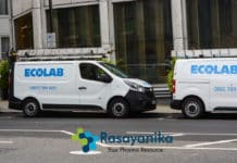 Ecolab Regulatory Specialist Post Vacancy – Chemistry Apply Now