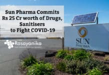 Sun Pharma to fight covid19
