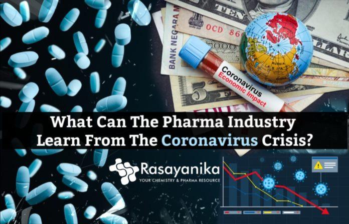 What Can Pharma learn from the coronavirus crisis