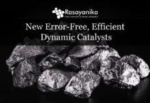 error free dynamic catalysts
