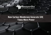 new thin and porous carbon membrane