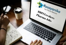 BPPI Freshers Pharma Jobs - Quality & Regulatory Executive Salary up to 87,000/-