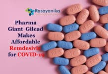 Gilead Makes Remdesivir Affordable