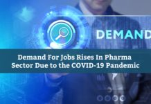 Demand For Talent Rises In Pharma Industry