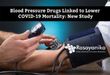 BP Medicines & Covid19 Mortality Rate Linked