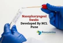 CSIR-NCL Develops NP Swabs
