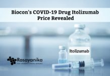 Biocon COVID-19 Drug Price Revealed