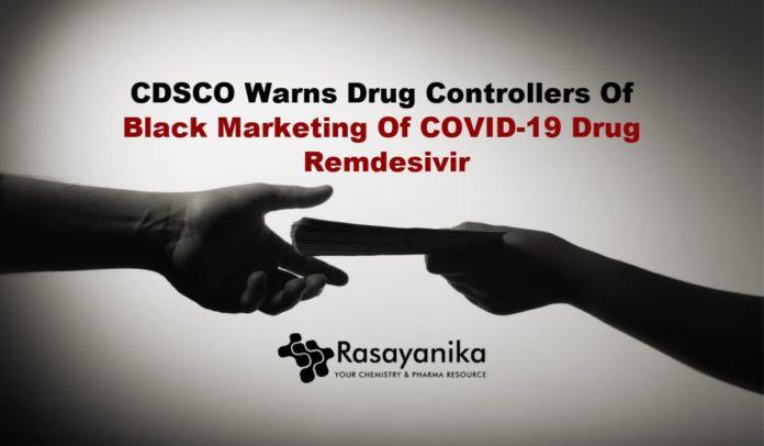 Black Marketing of Remdesivir
