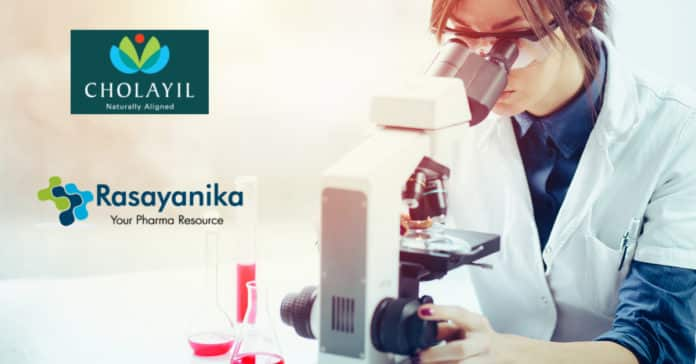Cholayil Chemistry Research Scientist Vacancy - Apply Online