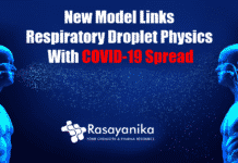 Respiratory droplet physics and COVID-19