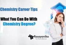 Chemistry Careers