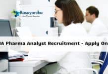 IQVIA Pharma Analyst Recruitment 2020 - Apply Online