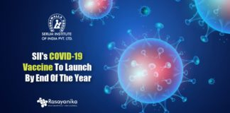SII To Launch COVID-19 Vaccine
