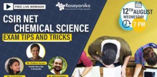 CSIR Chemical Science Preparation