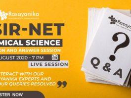 CSIR NET Chemistry Q&A