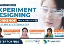 Webinar On Experiment Designing