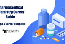 Pharmaceutical Chemistry Job