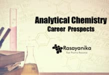 Analytical Chemistry Career
