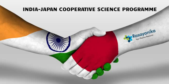 INDIA-JAPAN COOPERATIVE SCIENCE PROGRAMME