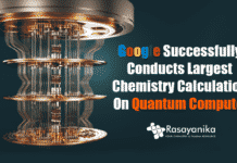 Largest Chemistry Calculation