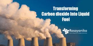 Transforming Carbon dioxide Into Fuel