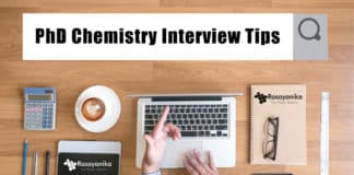 tips for attending PhD interview