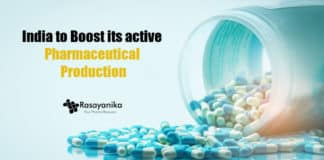 India boost its active pharmaceutical production