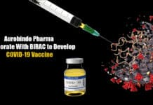 Aurobindo Pharma to develop COVID 19 vaccine