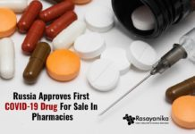 Russia Approves First COVID-19 Drug
