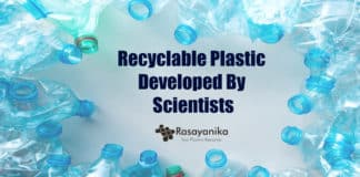 New Recyclable Plastic Developed To Decrease Plastic Pollution