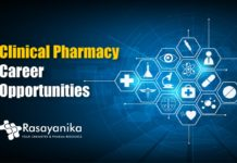 Clinical Pharmacy Career Opportunities