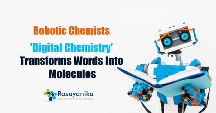 Breakthrough - Digital chemistry