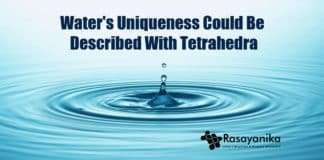 Water's uniqueness