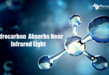 Hydrocarbon Without Peripheral Hydroxy Group Absorbs Near Infrared Light