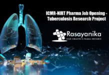 ICMR-NIRT Pharma Job Opening - Applications Invited