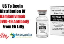Bamlanivimab - COVID-19 antibody
