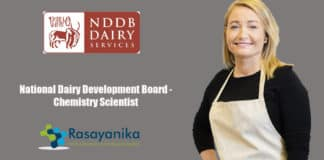 National Dairy Development Board - Chemistry Scientist