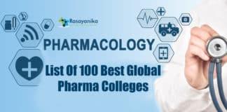100 Best Global Pharma colleges