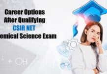 Career Options After Qualifying CSIR