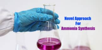 New Ammonia Production Method