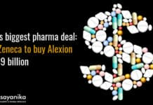 year's biggest pharma deal